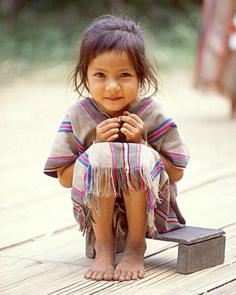 Inocente de Tailandia.