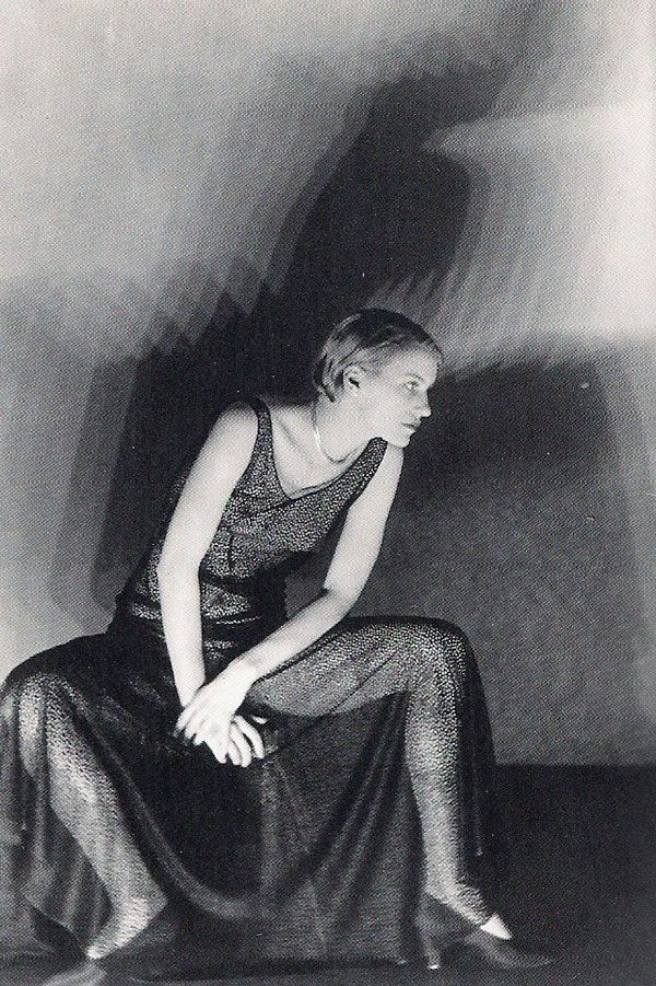 Lee Miller by Man Ray, 1929
