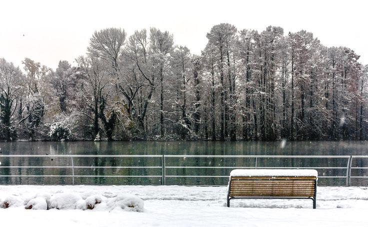 Sarnico - Snow