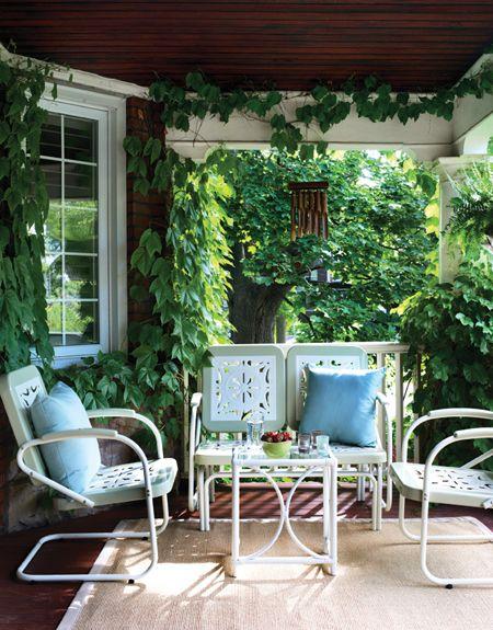 26 Beautiful Balcony Decorating Ideas | House & Home
