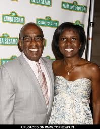 Al Roker and Deborah Roberts - married in 95