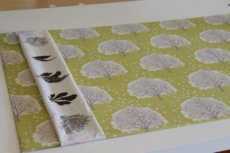 DIY Fabric Desk Pad / Desk Blotter   Pretty Prudent
