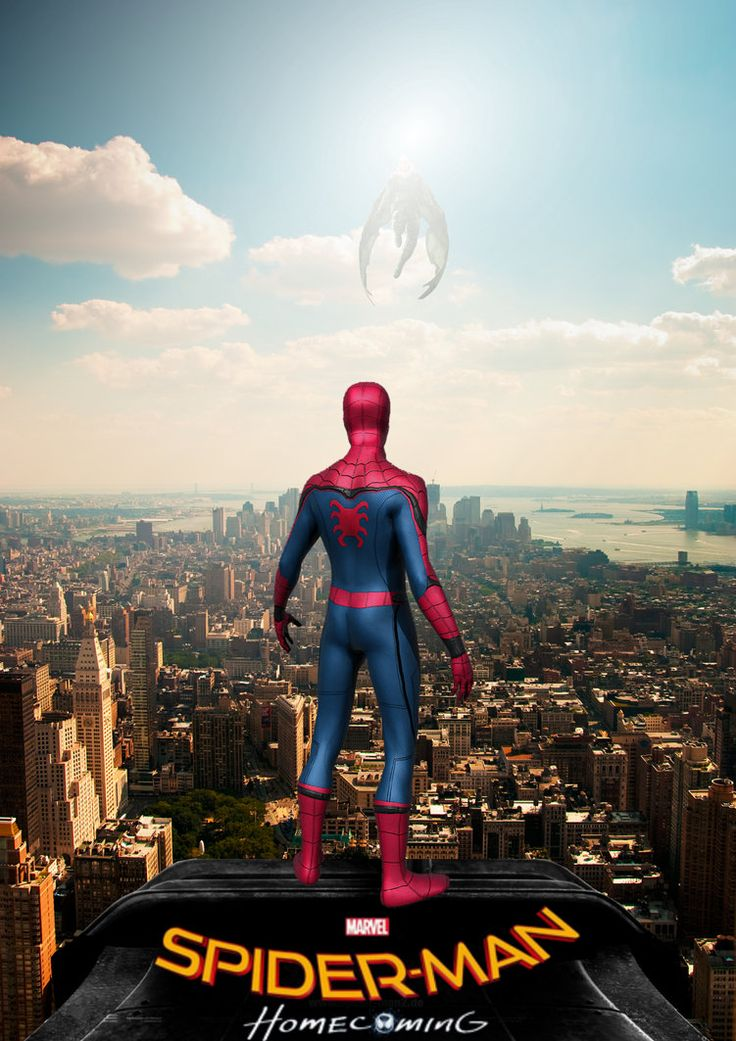 Spiderman Homecoming Wallpapers For Iphone Shareimages Co