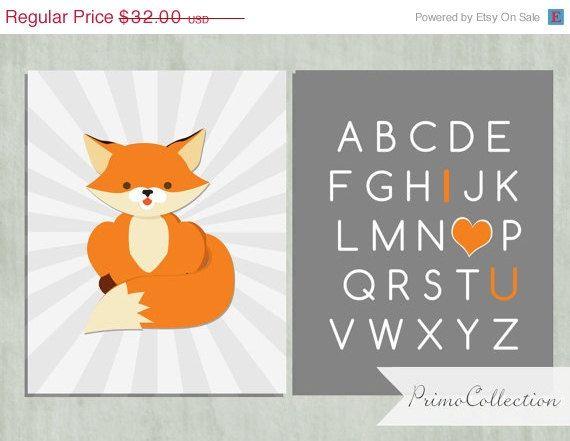 Fox Wall Art 354 best nursery images on pinterest | babies nursery, woodland