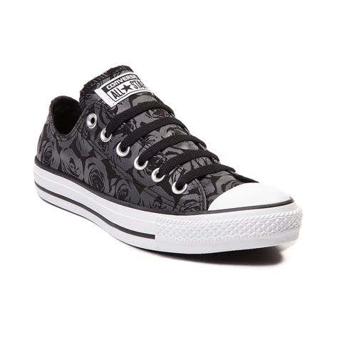 The new All Star Lo Roses Sneaker from Converse will really grow on you!  These