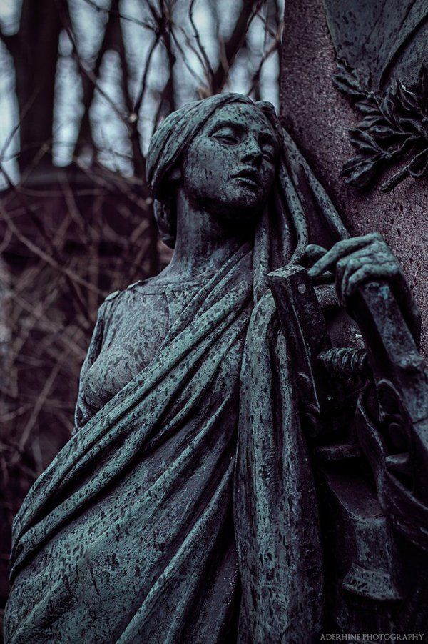 Cemetery_11 by Aderhine.deviantart.com on @DeviantArt
