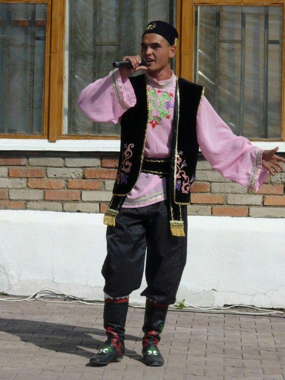 значит жить фото национального татарского мужского костюма нашли