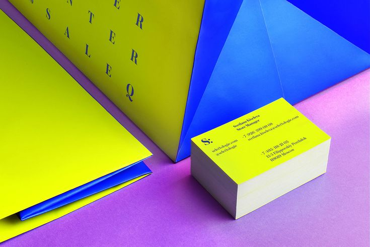 Selectologie on Behance
