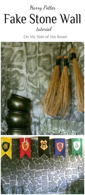 25 best ideas about harry potter bedroom on pinterest - How to prepare walls for painting in a few easy steps ...