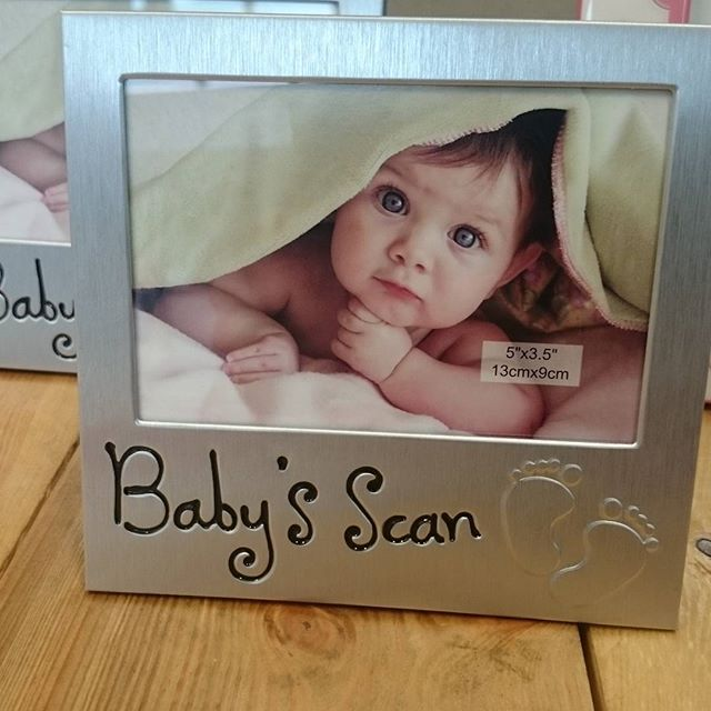 Baby Scan Frame