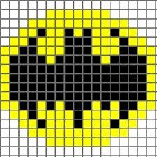 Image result for batman knitting pattern
