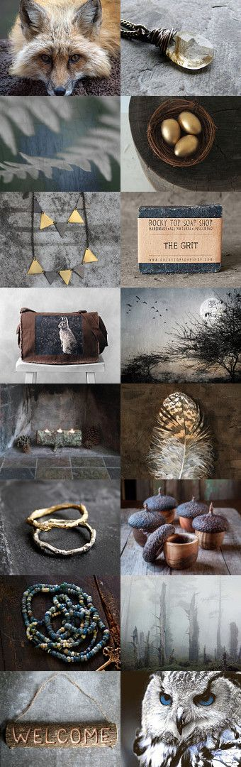 brave: to live deliberately by kim on Etsy--Pinned+with+TreasuryPin.com