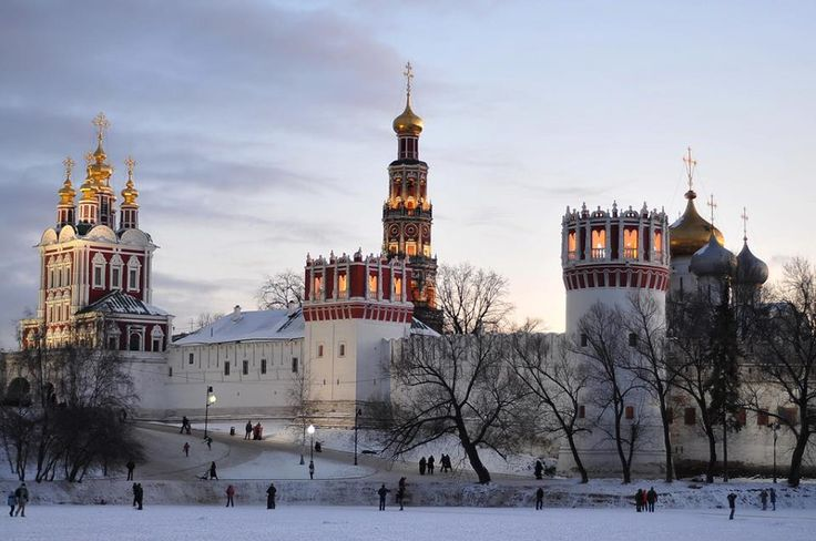 Legends of the Novodevichy monastery