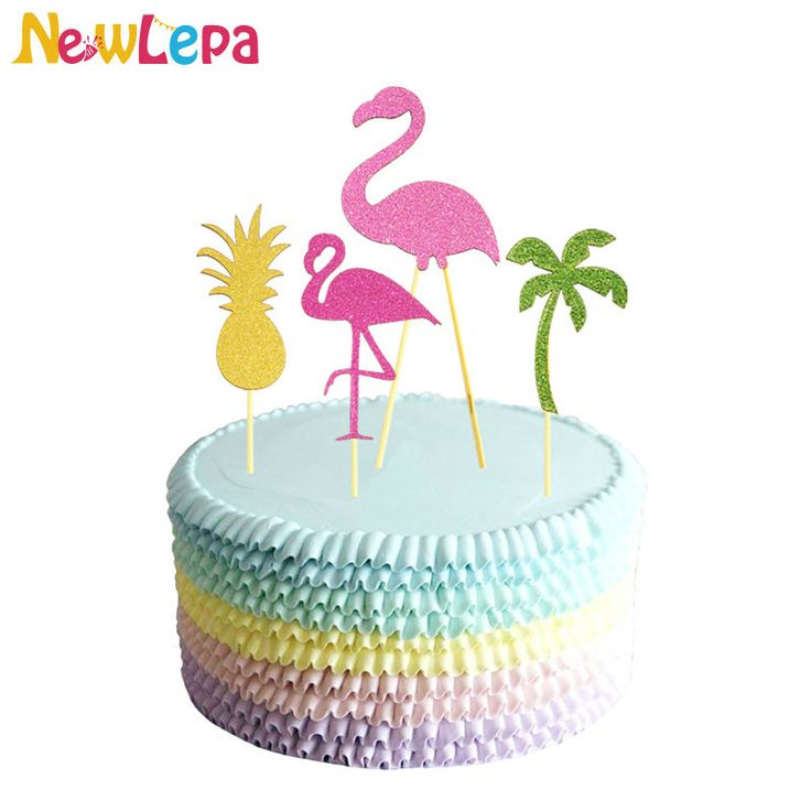 Cheap cup glass, Buy Quality cup protector directly from China decorative baking cups Suppliers:            5pcs Pineapple Coconut Flamingo Cupcake Wrappers Flamingo Series Birthday Party Cup Cake Toppers Feature