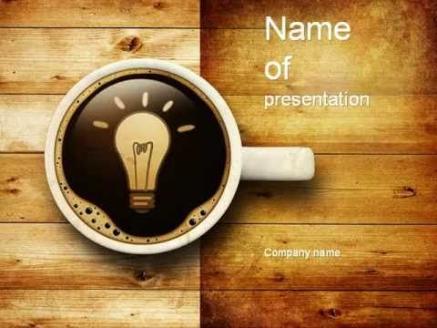 Creative Idea PowerPoint Template - http://www.youtube.com/watch?v=V8FUBq7L7G0