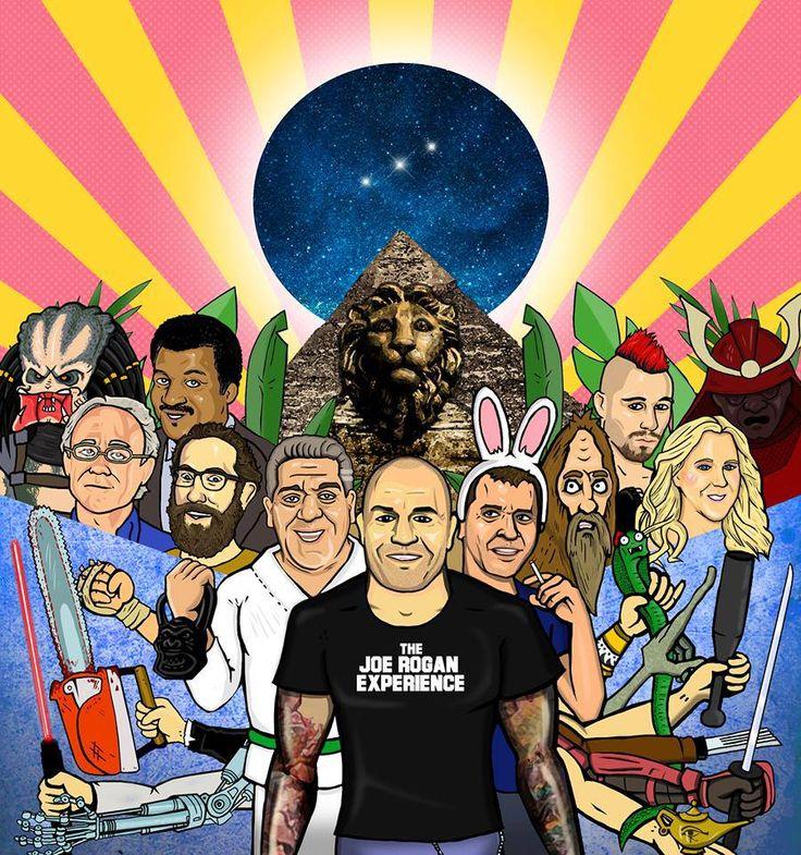 THE JOE ROGAN EXPERIENCE hosted by Joe Rogan and Brian Redban #podcasts