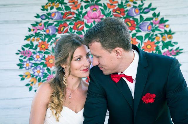 Plener ślubny w Zalipiu