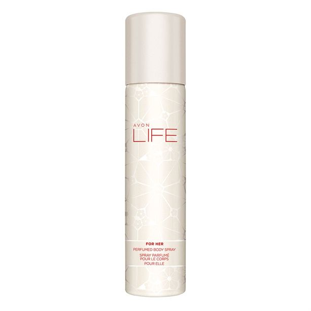 Avon Life for Her deo spray