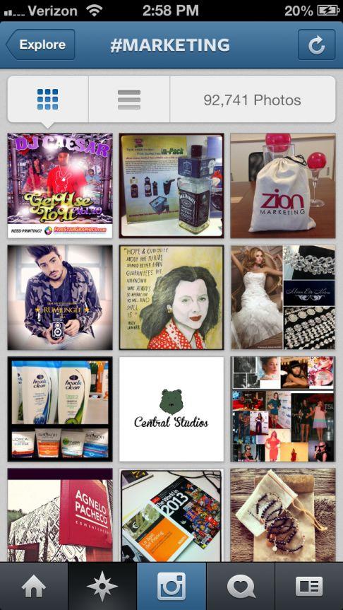 5 Ways Marketers Can Use Instagram #socialmedia #internetmarketing #marketing #instagram #business