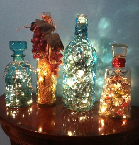 Best 25 Bottle Lights Ideas On Pinterest Bottles