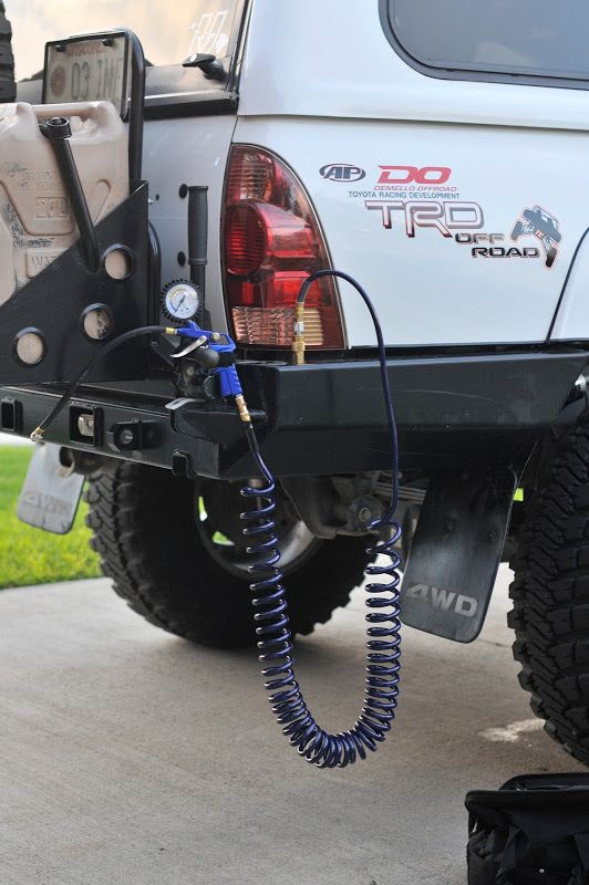 Pressurized Scepter Jerry Can Faucet and Shower - Page 2 - Expedition Portal
