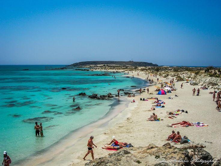 Constantinos Bekiaris- ΕΛΑΦΟΝΗΣΙ,ΚΡΗΤΗ,Crete.