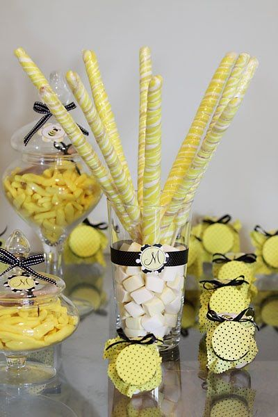 Bumble Bee Party From Brazil Sweet Customers