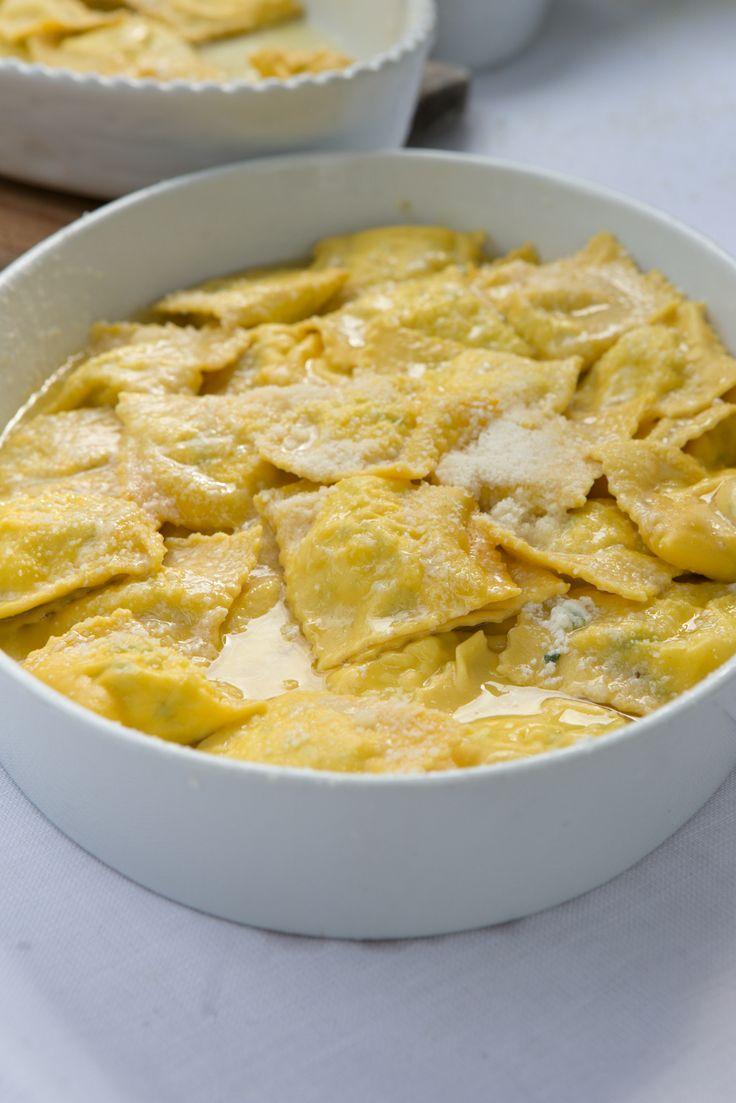 tortelli di zucca#italian food#country food#homemade tortelli#anna bussolotto