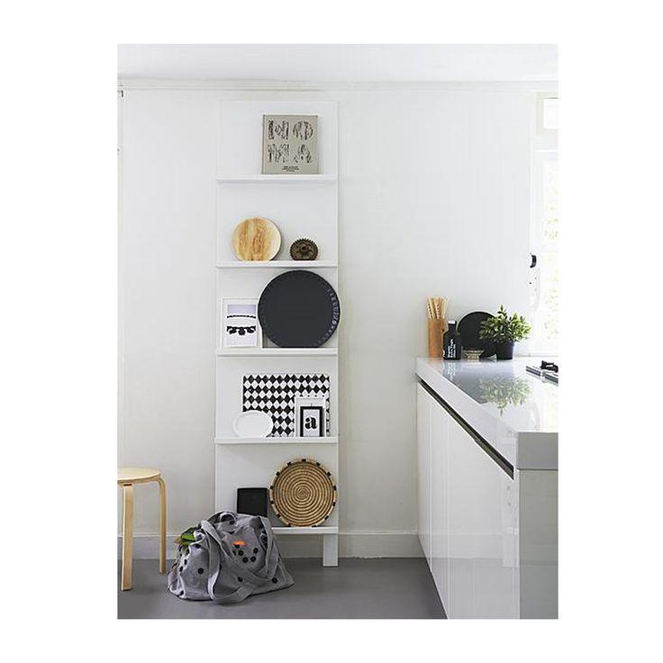 vtwonen Pronkrek 215 cm - Wit - vtwonen design online webwinkel