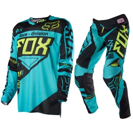 Fox Motocross limited edition 360 Intake Glen Helen Gear. I WANT THIS GEAR!