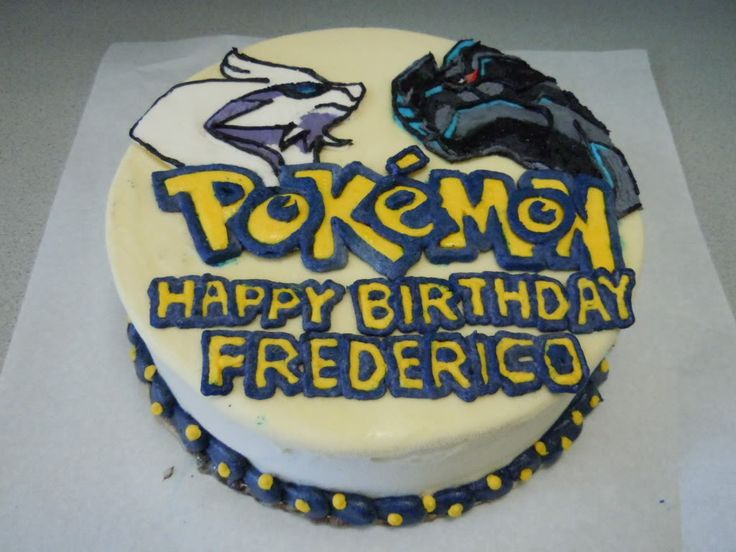 Pokemon Cake Photo This Photo Was Uploaded By Xoxinnerhollowxox Find Other Pokemon Cake