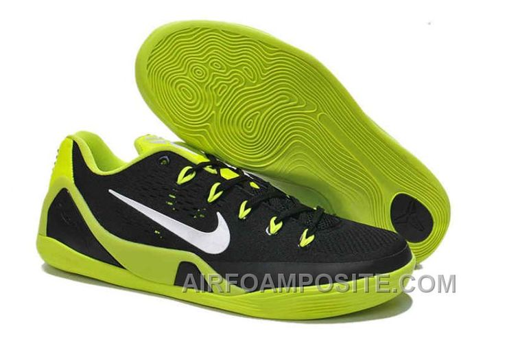 http://www.airfoamposite.com/for-sale-authentic-kobe-9-low-black-venom-green-646701-103.html FOR SALE AUTHENTIC KOBE 9 LOW BLACK VENOM GREEN 646701 103 Only $71.95 , Free Shipping!