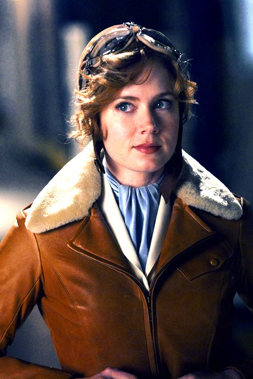 I watched Night at the Museum 2 last night and Amy Adams as Amelia Earhart was awesome. She reminds me a lot of Faith. Smart, strong, sarcastic, witty, beautiful, funny and so much more. The 2nd film is definitely my favorite.