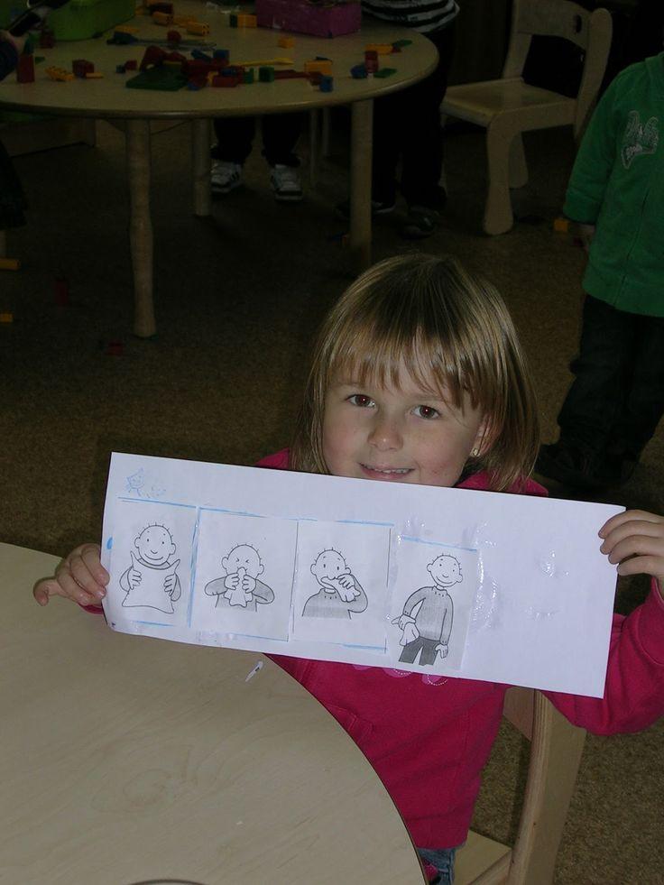 Welkom op de blog van kleuterschool Tichelrij: Thema Hygiëne