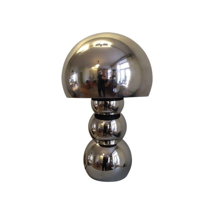 Space age Italian Lamp 1970s