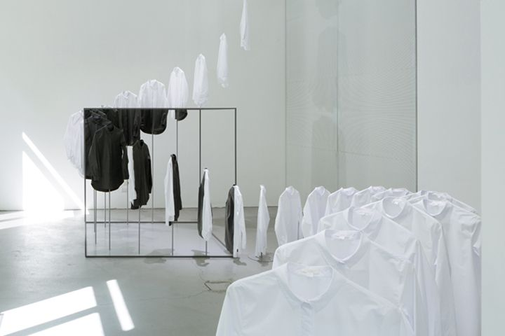 COS fashion brand installation by Nendo, Milan – Italy » Retail Design Blog