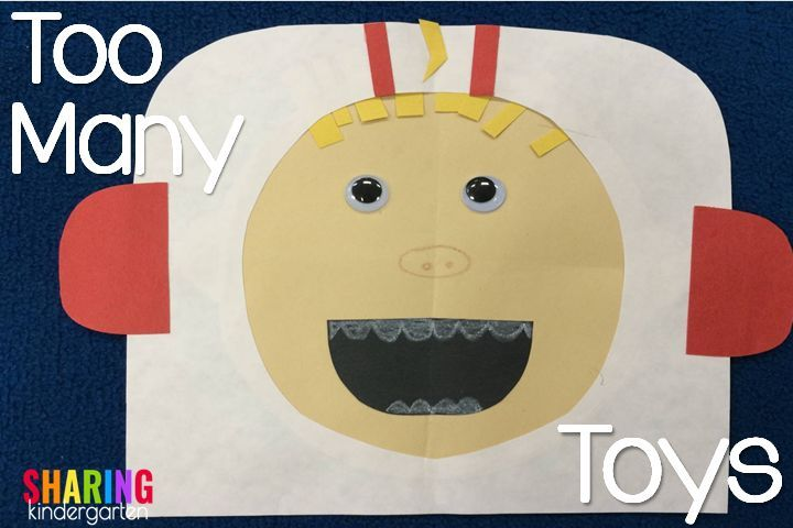 Hi Spencer. Spencer, Spencer, Spencer… Is that you… from Too Many Toys? That awesome David Shannon book about the kid with TONS of Toys? I love to use this book in our David Shannon Author Study to discuss  and use the PROBLEM in the story on the lines. Then we give three solutions to the …