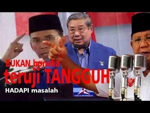 Sedih!!! Pencinta TGB harus siap TERIMA Kenyataan soal Prabowo dan Demok...