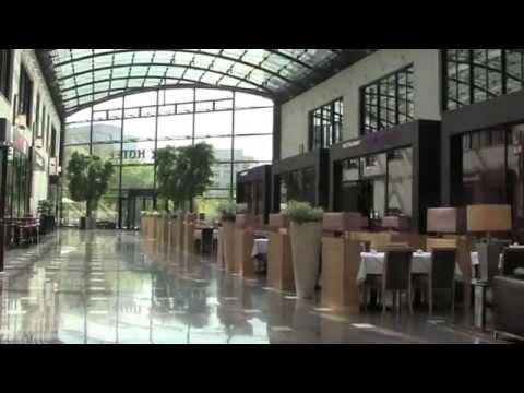 Review: Maritim Hotel, Düsseldorf Airport, Germany - 4th August, 2014