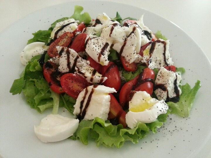 Mozarella salad!