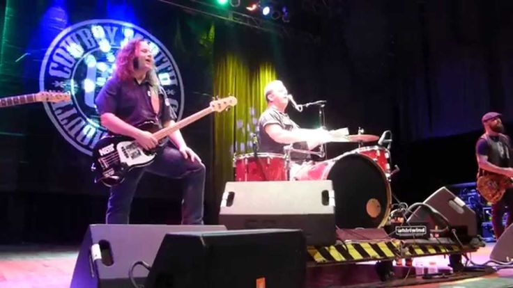 Cowboy Mouth - Take Me Back to New Orleans/Stand By Me (Houston 05.29.15...