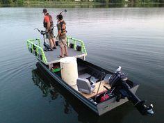 Nice simple boat build
