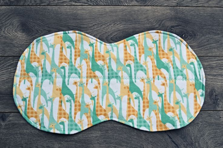 Free Burp Cloth Pattern - with Tutorial