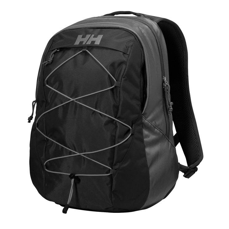 23 literes közepes méretű Helly Hansen Woyager 2.0 hátizsák. Mérete: 34 х 14 х 44 сm (szélesség x mélység x magasság)