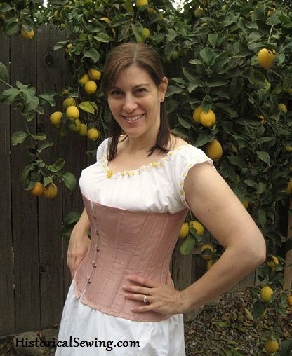 19th century costuming, from corsets, bustles and lots of tips