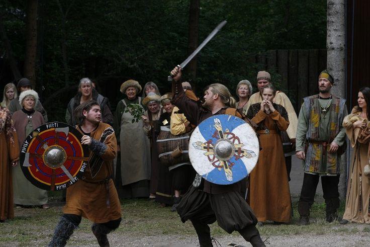 Vikingespil Frederikssund