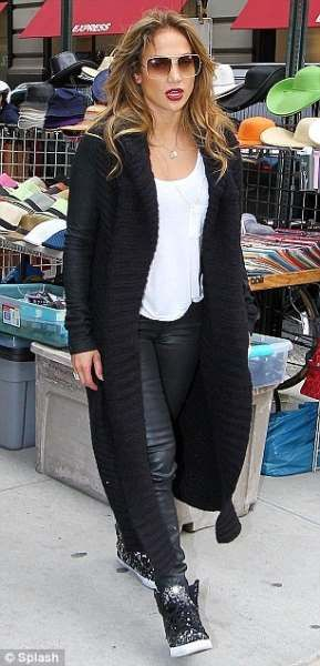 jennifer lopez fashion style   Jennifer Lopez Casual Εμφανίσεις