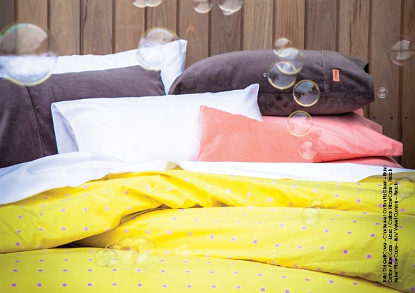 Polka Dot Bedding by KIP & Co Australia