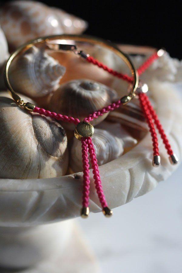 Monica Vinader Fiji Friendship Bracelet | Ridgely's Radar best present for Moms, girl friends