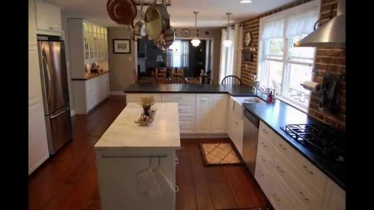 Best Kitchen Island Narrow Space Google Search Kitchen 400 x 300